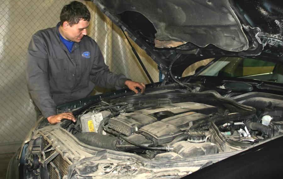 Сервис Мустанг ремонт двигателя