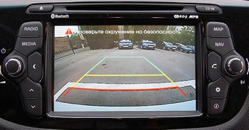 Камеры заднего вида автомобиля