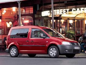 Ремонт и обслуживание Volkswagen Caddy (Фольксваген Кадди)