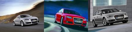 Сервис Audi TT (Ауди ТТ), Rs (Рс), Audi S (C)