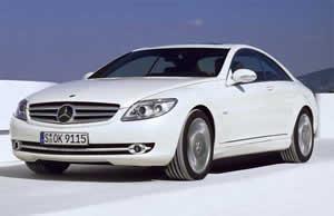 Ремонт и обслуживание Mercedes Cl (Мерседес CI)