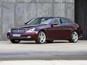 Ремонт и обслуживание Mercedes Cls (Мерседес CIs)