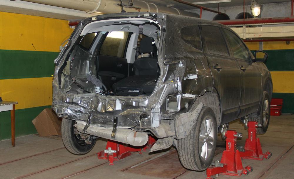 Кузовной ремонт Автосервис Мустанг