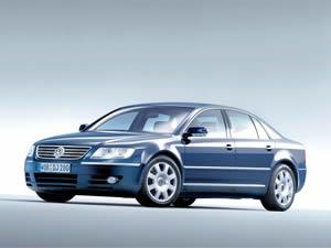 Ремонт и обслуживание Volkswagen Phaeton (Фольксваген Фаэтон)