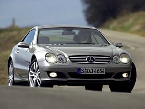Ремонт и обслуживание Mercedes Sl (Мерседес Sl)