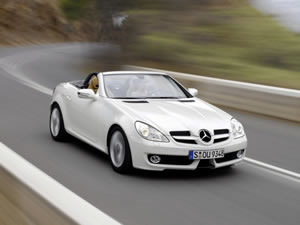 Ремонт и обслуживание Mercedes Slk (Мерседес Slk)